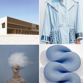 浅淡蓝色 - 中国色彩警报