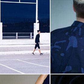 午夜靛蓝 - 运动色彩警报