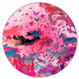 2018春夏中国色彩:新·丝路