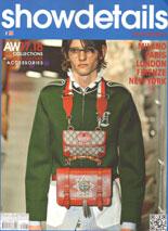 17/18秋冬showdetails男装系列款式期刊(308张)