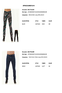 2019春夏_Versace Jeans_服装画册_欧洲大牌资料