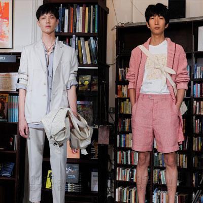 2019春夏Victor Li—纽约