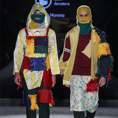 2019春夏Escola de moda—巴塞罗那