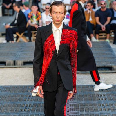2019春夏Alexander McQueen—巴黎