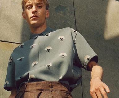 男装设计专题 - 定制服装:休闲服