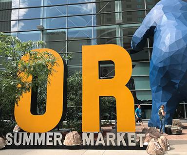 2019春夏Outdoor  Retailer户外展