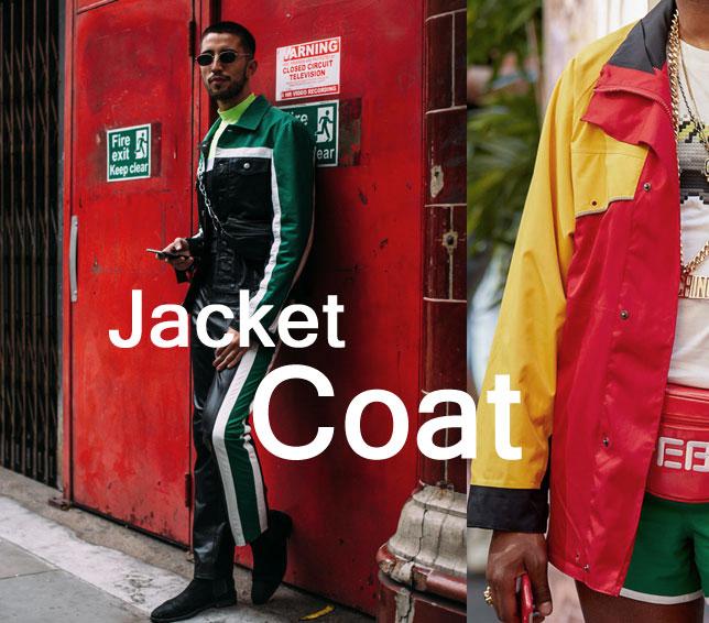2019春夏全球时装周男装街拍分析:夹克 & 外套(二)