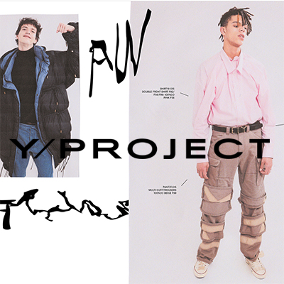 Y-Project 18-19AW-品牌分析(二)