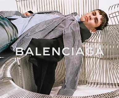 BALENCIAGA 18-19AW-品牌分析(一)