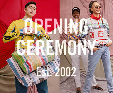 Opening Ceremony 18-19AW-品牌分析(二)