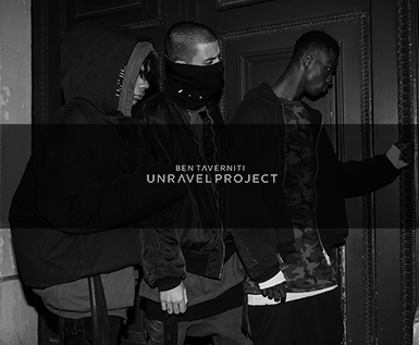 UNRAVEL PROJECT 18-19AW-品牌分析(一)