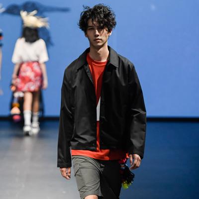 2019春夏Asian Fashion Meets-—东京