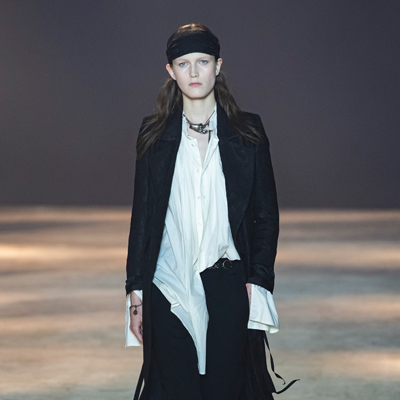 2019秋冬Ann Demeulemeester—巴黎