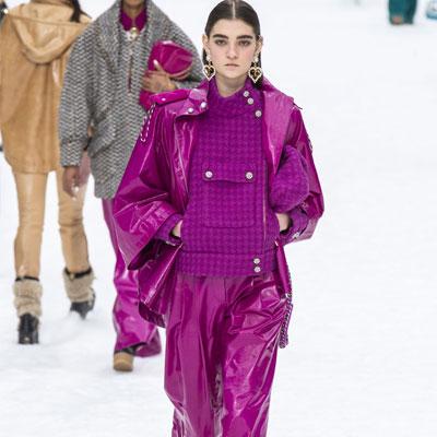 2019秋冬Chanel— 巴黎