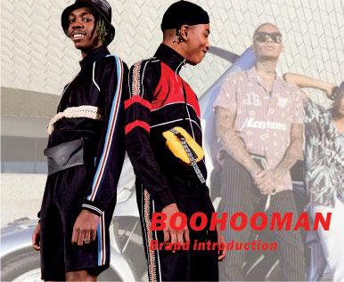 boohooman品牌分析