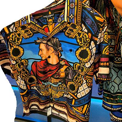 2020春夏_Dolce  Gabbana_衬衫_欧洲大牌资料