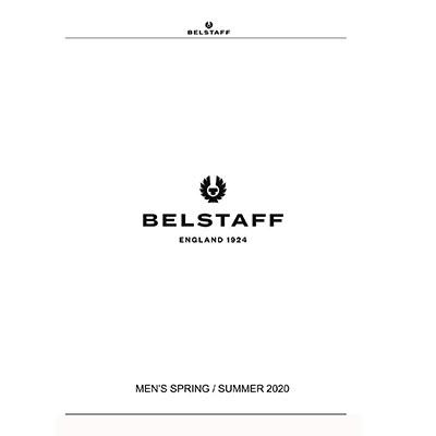 2020春夏_BELSTAFF_画册_欧洲大牌资料