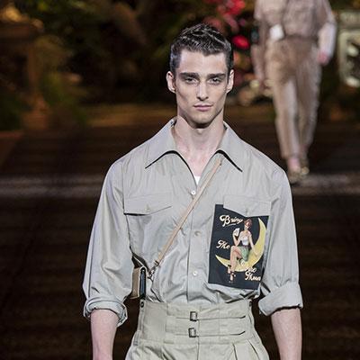 2020春夏Dolce Gabbana—米兰