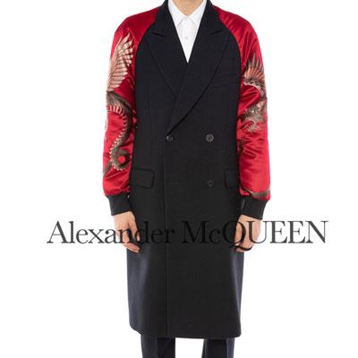 2020春夏_ALEXANDER MCQUEEN_大衣_欧洲大牌资料