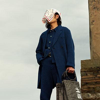 2020春夏Kozaburo——纽约