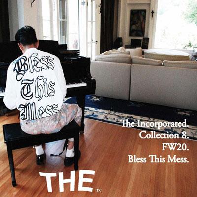 2020春夏_The Incorporated_画册_欧洲大牌资料