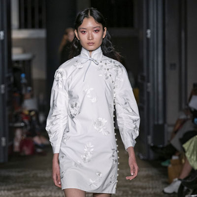 2020春夏Huishan Zhang----伦敦