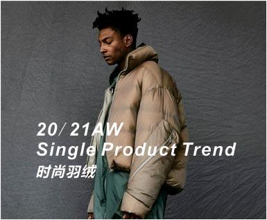 20-21秋冬男装单品趋势-时尚羽绒