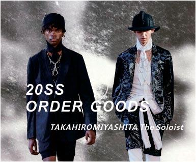 2020春夏男装订货会分析-TAKAHIROMIYASHITA The Soloist