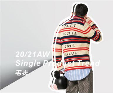 20-21秋冬男装单品趋势-毛衣
