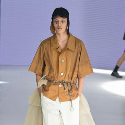 2020春夏The Stolen Garment——首尔