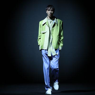 2020春夏10+3 Remix×赵品慧&刘玚&刘一行&陈丁丁——北京时装周