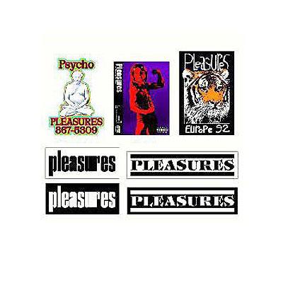 2020秋冬_Pleasures_画册_欧洲大牌资料