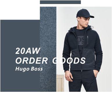 2020秋冬男装订货会分析-Hugo Boss
