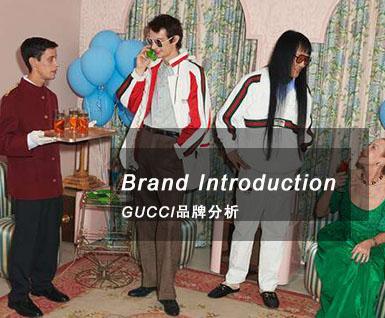 GUCCI品牌分析