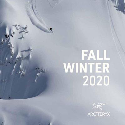 2020秋冬_Arcteryx_画册_欧洲大牌资料