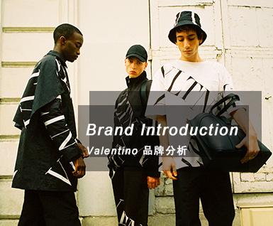 2020春夏 Valentino 品牌分析