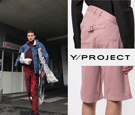2020春夏 Y/ Project 品牌分析