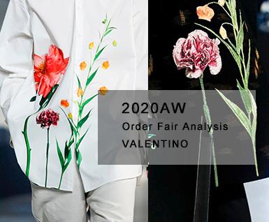 2020秋冬订货会分析-Valentino