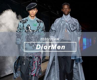 2020/21秋冬T台分析-DiorMen