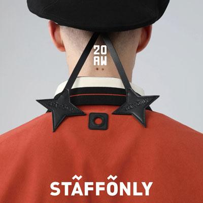2020秋冬_Staffonly_画册_欧洲大牌资料