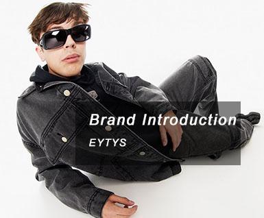 2020春夏男装 Eytys 品牌分析