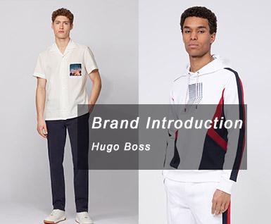 2020春夏 Hugo boss 品牌分析