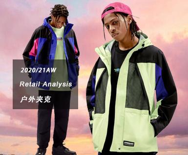 2020/21秋冬单品趋势:户外夹克