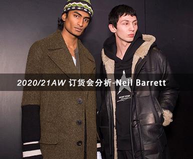 2020/21秋冬订货会分析:Neil Barrett