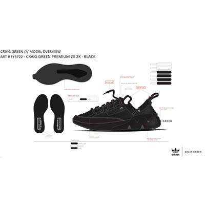 2021春夏_Adidas x Craig Green_鞋子_欧洲大牌资料