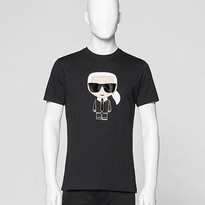 2021春夏_Karl Lagerfeld_T恤_欧洲大牌资料