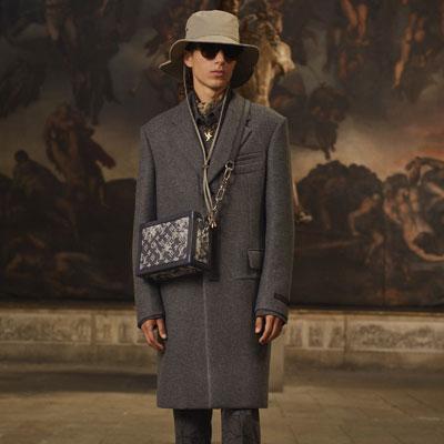 2021早春Louis Vuitton——巴黎