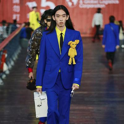 2021春夏Louis Vuitton——上海