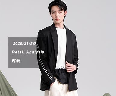 2020/21秋冬男装时尚单品:西装