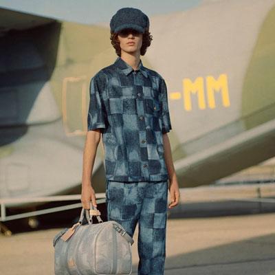 2021早秋Louis Vuitton——巴黎